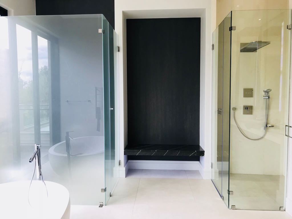 Frameless Framed Glass Showers Quality Custom Glass Showers