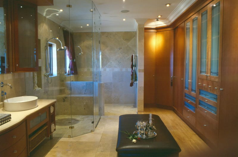 Custom Glass Steam Showers