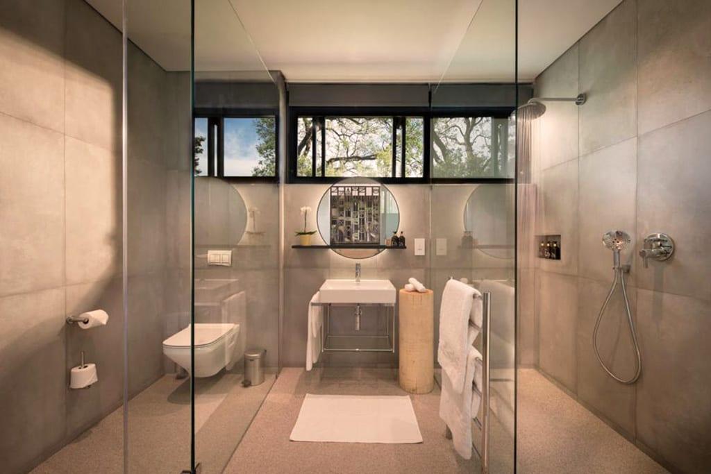 Regal Frameless Glass Showers