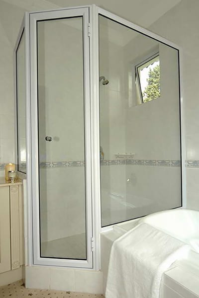 Regal Frameless Glass Showers
