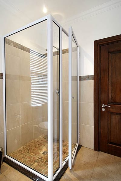 Framed Glass Shower Doors