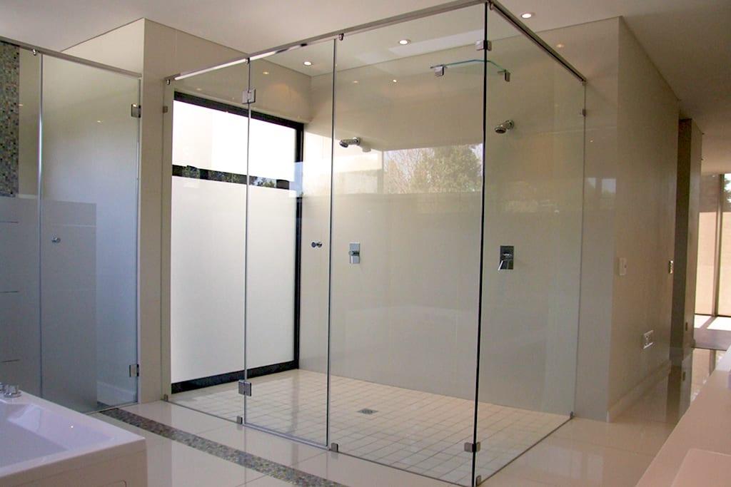 Frameless Framed Glass Showers Quality Custom Glass Showers